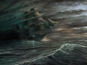 """""""ספינה בנמל היא בטוחה, אבל לא לשם כך ספינות נבנו."""""""